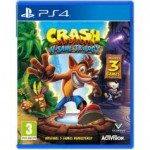 Jeux PS4 Sony CRASH BANDICOOT TRILOGY PS4