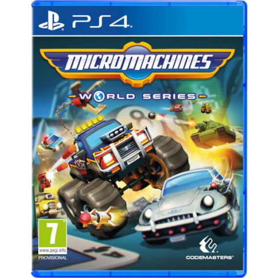 Jeux PS4 Sony MICRO MACHINES PS4