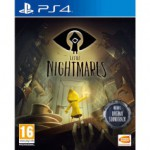 Jeux PS4 Sony LITTLE NIGHTMARES PS4