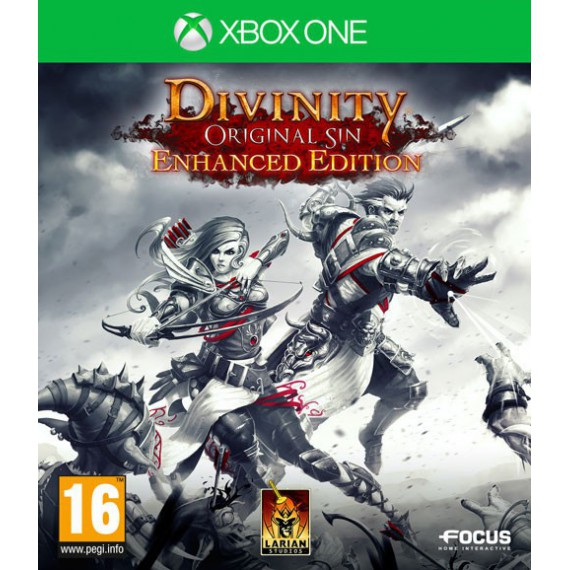 Jeux XBOX ONE MICROSOFT Divinity: Original Sin - Enhanced Edition