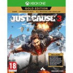 Jeux XBOX ONE MICROSOFT JUST CAUSE 3 EDITION GOLD XONE