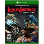 Jeux XBOX ONE MICROSOFT KILLER INSTINCT DEFINITIVE XONE