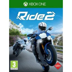 Jeux XBOX ONE MICROSOFT RIDE 2 XONE