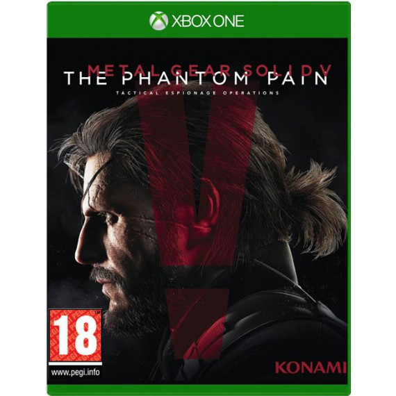 Jeux XBOX ONE MICROSOFT METAL GEAR SOLID PAIN XONE