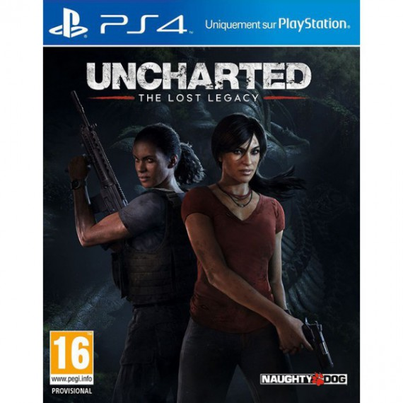 Jeux PS4 Sony Jeux UNCHARTED THE LOST LEGACY PS4