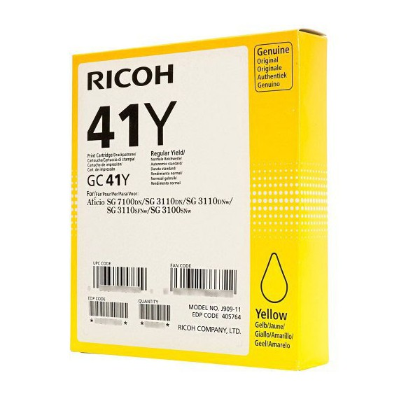 Consommables Ricoh 405764