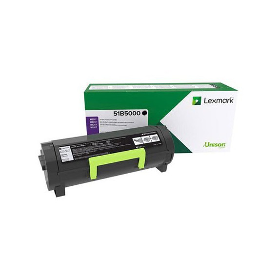 Consommables Lexmark 51B5000