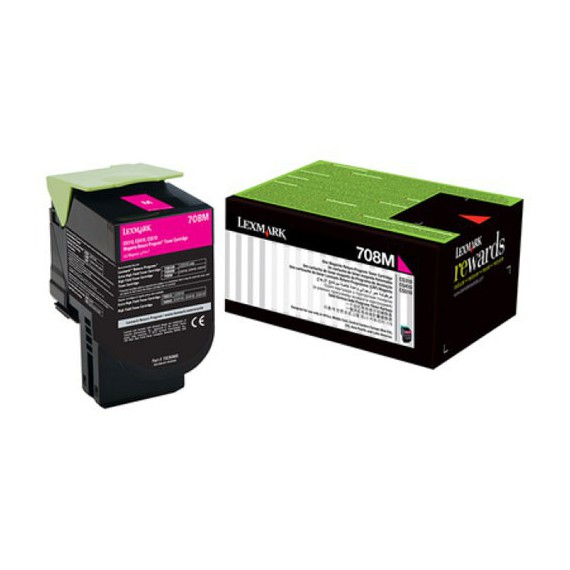Consommables Lexmark 70C80M0
