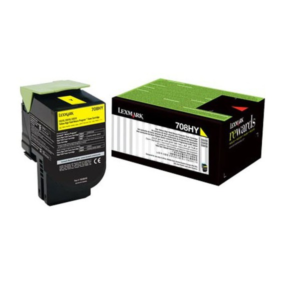 Consommables Lexmark 70C80Y0