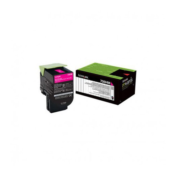 Consommables Lexmark 70C8HM0