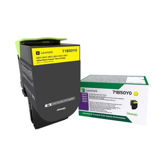 Consommables Lexmark 71B50Y0