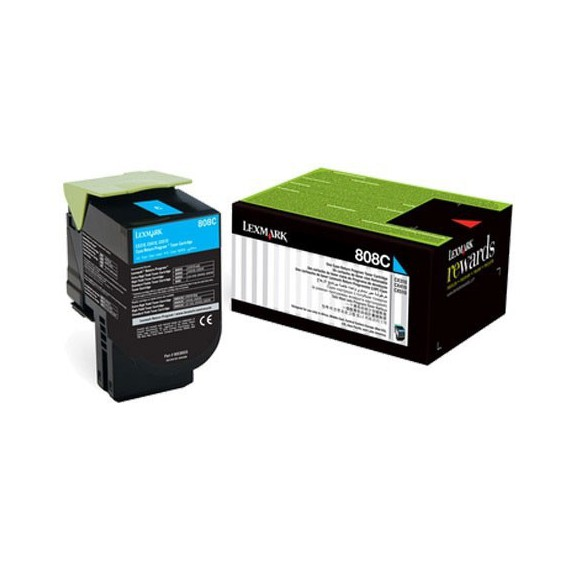 Consommables Lexmark 80C80C0