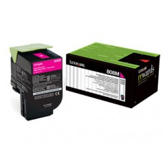 Consommables Lexmark 80C80M0