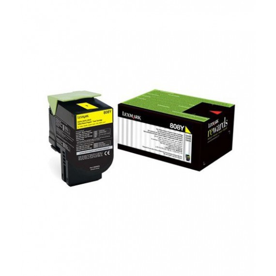 Consommables Lexmark 80C80Y0