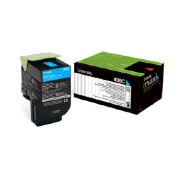 Consommables Lexmark 80C8HC0