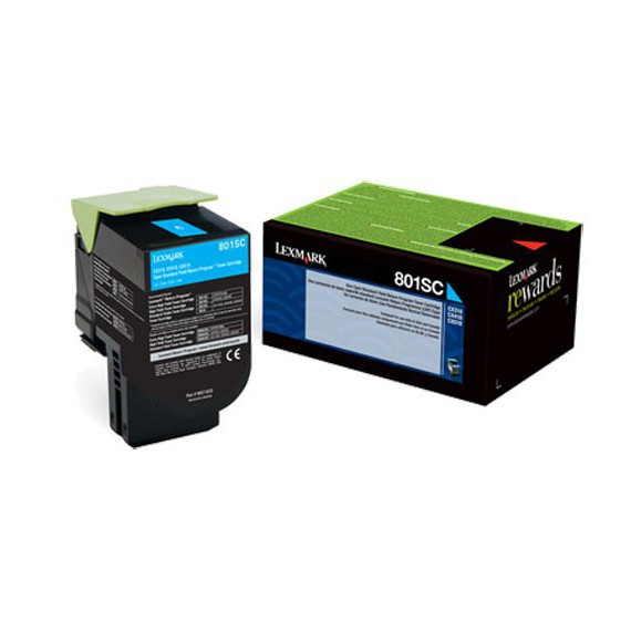 Consommables Lexmark 80C8SC0