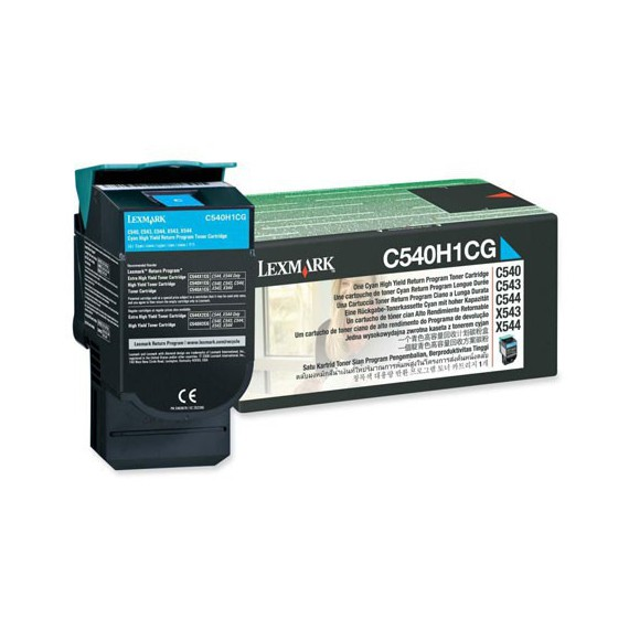 Consommables Lexmark C540H1CG