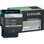 Consommables Lexmark C540H1KG