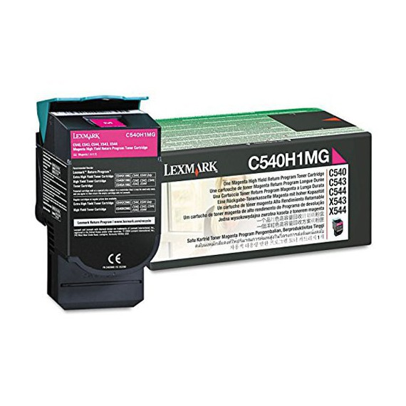 Consommables Lexmark C540H1MG