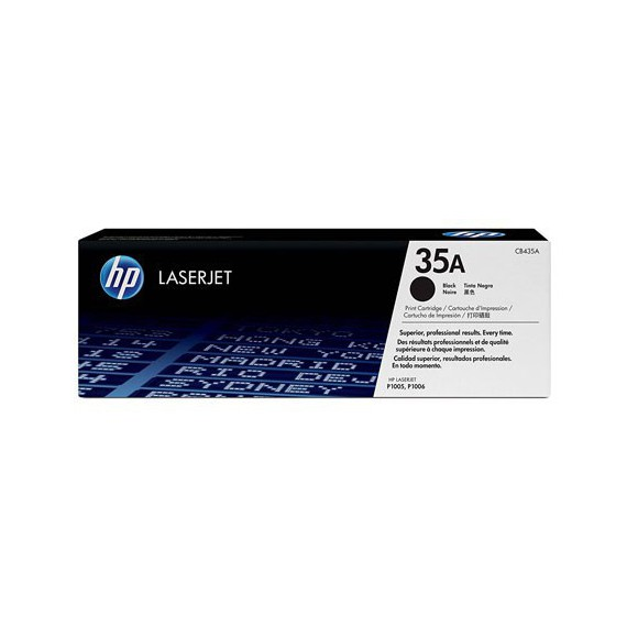 Consommables hp CB435A