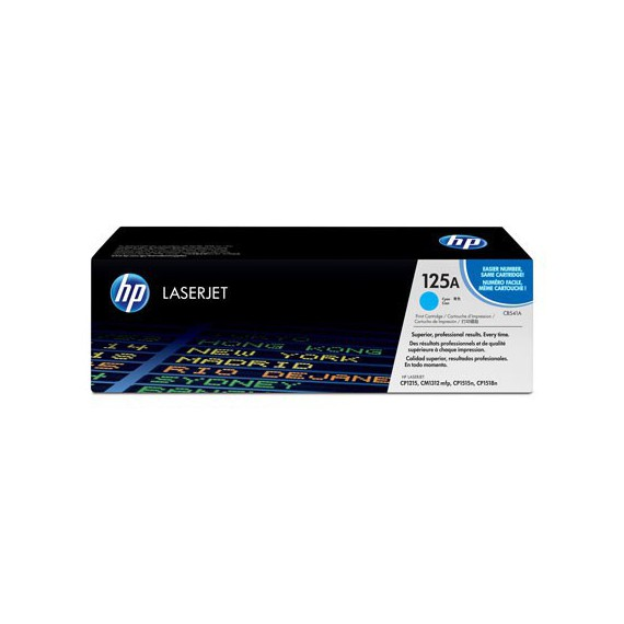 Consommables hp CB541A