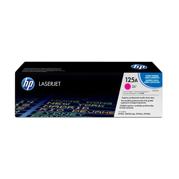 Consommables hp CB543A