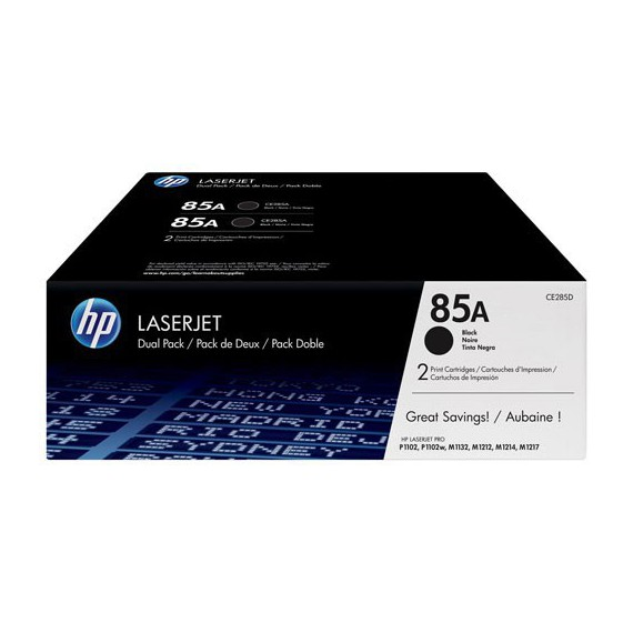 Consommables hp CE285AD