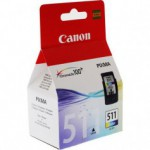 Consommables Canon CL 511