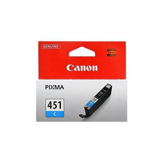 Consommables Canon CLI 451C