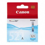 Consommables Canon CLI 521BK