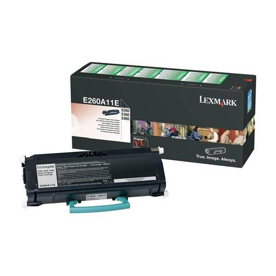 Consommables Lexmark E260A11E