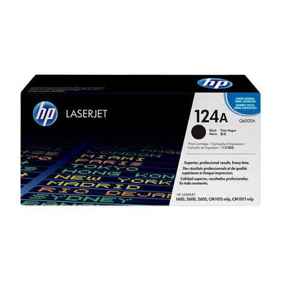 Consommables hp Q6000A