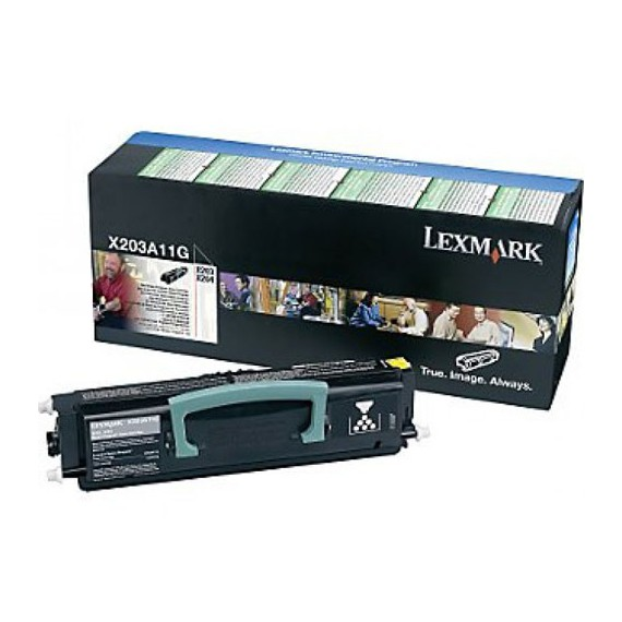 Consommables Lexmark X203A11G