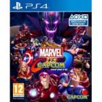 Jeux PS4 Sony MARVEL CAPCOM INFINITE PS4