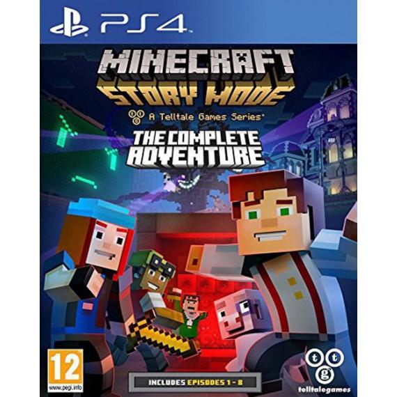 Jeux PS4 Sony MINECRAFT STORY MODE2 PS4