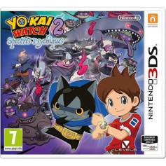 Jeux 3DS NINTENDO YO KAI WATCH2