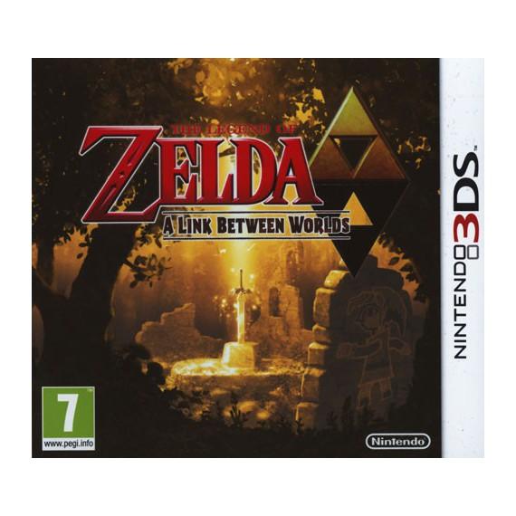 Jeux 3DS NINTENDO LEGEND OF ZELDA
