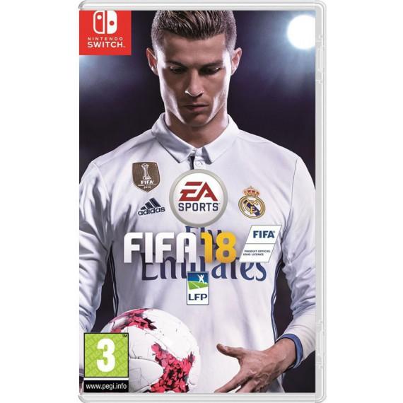 Jeux Nintendo Switch NINTENDO FIFA 18 SWITCH