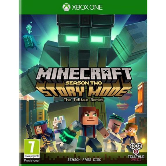 Jeux XBOX ONE MICROSOFT Minecraft Story Mode 2