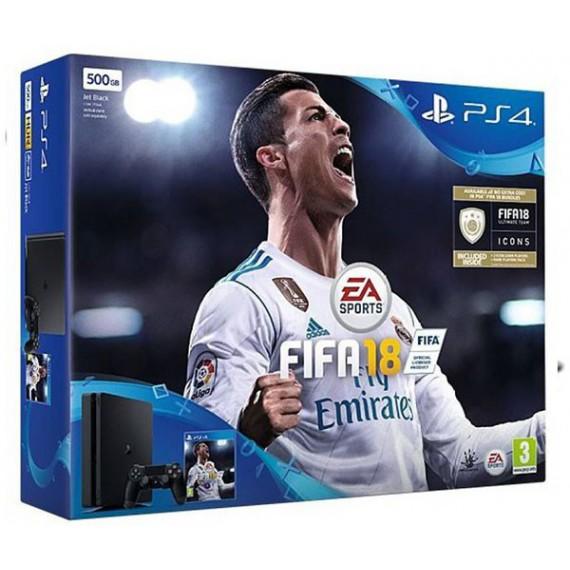 PS4 Sony CONSOLE PS4 FIFA18