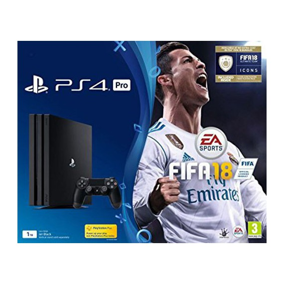 PS4 Sony CONSOLE PS4 FIFA18 pro