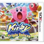 Jeux 3DS NINTENDO KIRBY TRIPLE DELUX 3DS