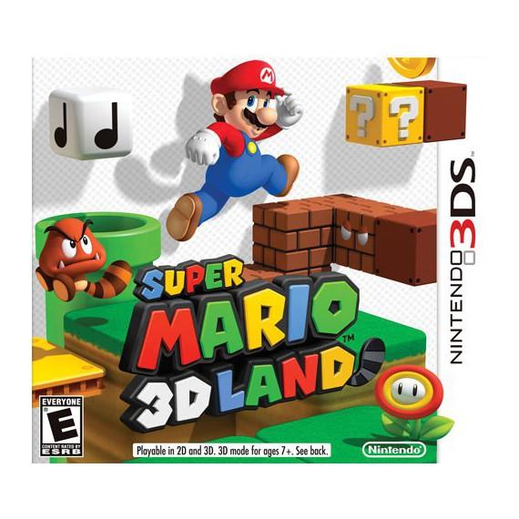 Jeux 3DS NINTENDO SUPER MARIO 3D LAND 3DS