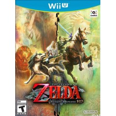 Jeux XBOX ONE MICROSOFT LEGEND ZELDA PRINCESS WIIU