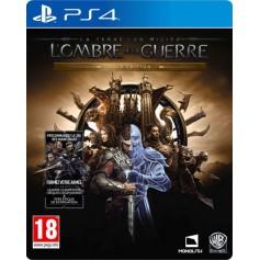 Jeux PS4 Sony LE TERRE DU MILIEU PS4