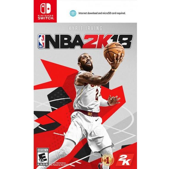 Jeux Nintendo Switch NINTENDO NBA 2K18 SWITCH VF
