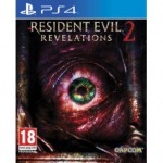 Jeux PS4 Sony RESIDENT EVIL REVELATIONS PS4