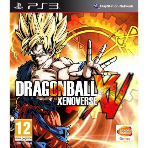 Jeux PS3 Sony DBZ XENOVERSE ESSENTIEL PS3