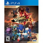 Jeux PS4 Sony SONIC FORCES EDITION ps4
