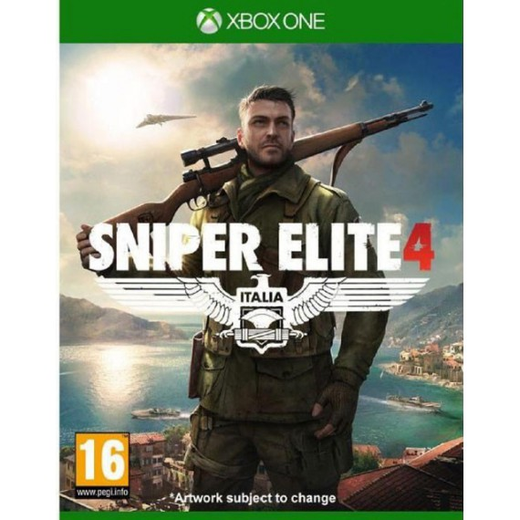 Jeux XBOX ONE MICROSOFT Sniper Elite4 Italia Edit Day